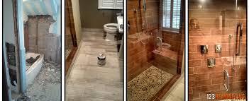 bathroom remodeling high range 25 000 and up