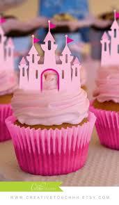 Princess Cupcake Toppers Princess Castle Disney Princess Princess