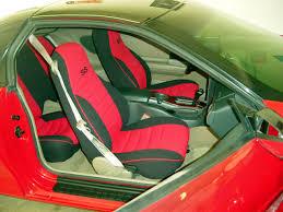 chevy camaro seat covers