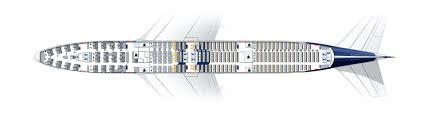 Lufthansa Seating Chart Boeing 747 400 Boeing 747 400