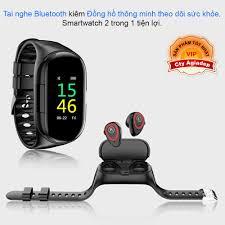 Tai nghe bluetooth kiêm đồng hồ thông minh 2 trong 1 - mẫu 109 - Sắp xếp  theo liên quan sản phẩm