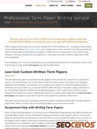 online term paper writers agrobonfim com br online term paper writers