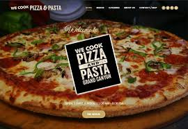 How To Cook A Pizza We Cook Pizza And Pasta Web Design Grand Canyon Arizona