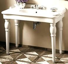 american standard console sink console sink legs bathroom sinks legs best of stylish bathroom console with