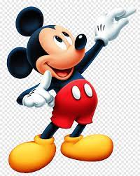 Disney Mickey Mouse holding chalk illustration, Mickey Mouse Minnie Mouse  The Walt Disney Company, mickey mouse, heroes, hand png