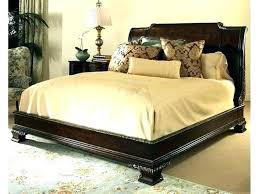 Remarkable King Bed Frame Headboard And Footboard Size Plans Full ...