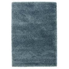 rug culture thick soft polar rug teal 290 x 200cm