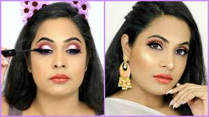 indian wedding makeup tutorial step by step for beginners in hindi shruti arjun anand beauty video