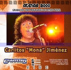 LA MONA JIMENEZ – EN VIVO ATENAS, GRABACION RITMO PUNTA (2000)