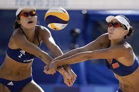 American men, women both win in beach ...