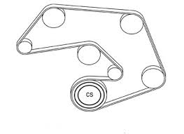 2000 mercedes benz ml430 v8 4 3l serpentine belt diagram a serpentine belt diagram for a 2000 mercedes benz ml430 a v8 4 3l engine