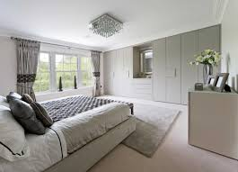Bedroom Bedroom Fitted Wardrobe Elegant Cream Window Cozy - Built in bedrooms