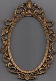 antique mirror frame tattoo. Beautiful Antique Frame To Antique Mirror Tattoo