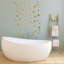 polka dot wall stickers home fuel