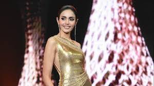 HD] วีนา ปวีณา ซิงห์   Miss Universe Thailand 2018 - Preliminary  Competition - YouTube