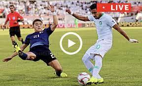 تابع الان موعد مباراة السعودية واليابان والقنوات الناقلة لها في تصفيات كاس  العالم قطر 2022 - كورة في العارضة