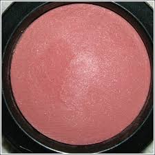 mac dainty mineralized blush