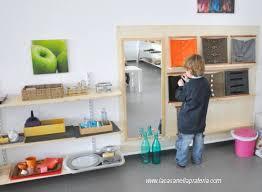 Mobili Cameretta Montessori : Cameretta in stile montessori con i mobili ikea donne e