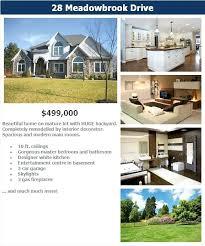Real Estate Brochure Template Free Real Estate Brochures Templates Free Brochure Template River
