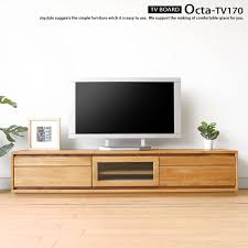 TV board OCTA-TV170 of a simple design put together in wooden TV stand  architrave ...