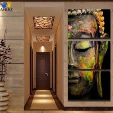 Small Picture Aliexpresscom Buy Free shipping buddhal effect painting wall
