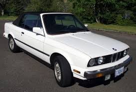 BMW 3 Series Questions - Just bought a 89 325i convertible. Seems ...