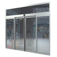 standard automatic sliding glass door