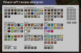 cake minecraft recipe. Minecraft Recipe Designer Cake F