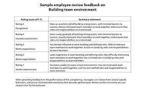 Employee Evaluation Forms Examples Employee Evaluation Examples Employee Performance Evaluation Form