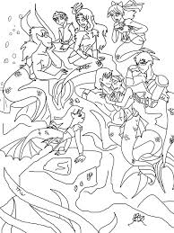 Small Picture Coloring Page Under The Sea Coloring pages under the sea and