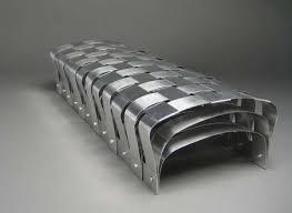 modern metal furniture. Woven Metal Furniture Modern