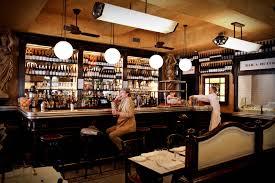 French Bistro Decor Intacrieur Bar Le Valois Paris Bar Huitres 75008