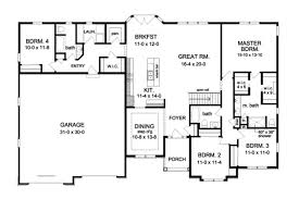 one story house plans under 2300 square feet with 14 2300 sq ft house plans square feet country amazing planskill