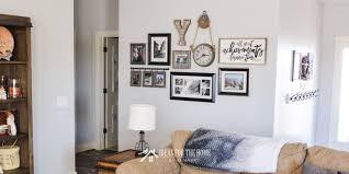 family photo gallery wall ideas