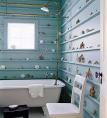 Nautical Bathroom Decorations Seashell Bathroom Decor Seashells Bathroom Decor Style Sea Shells