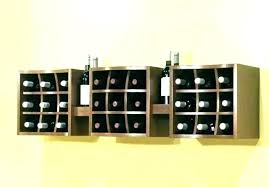 wine rack wall wood wall wine rack wine rack with glass holder wooden wall mounted wine