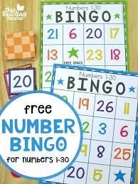 free printable bingo cards 1 75 pdf number for numbers great recognition this reading mama printable number bingo cards