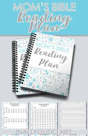 Free Bible Reading Chart Printable Moms Bible Reading Plan Free Printable In All You Do