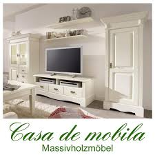 Wohnzimmerschrank Landhausstil