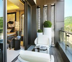 Modern Luxury balcony design