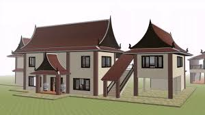 Thai House Designs Pictures Thailand Style House Design See Description See