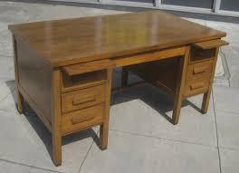 office furniture desk vintage chocolate varnished. Teacher\u0027s Desk - $70 Office Furniture Vintage Chocolate Varnished