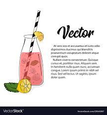 Pink Lemonade Designs Hand Drawn Pink Lemonade
