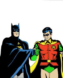 Resultado de imagem para Batman e Robin
