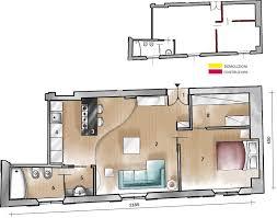 Letto matrimoniale incassato nel muro: mobili trasformabili letti