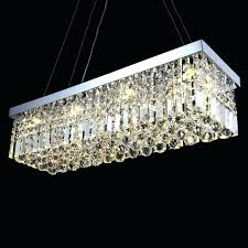 rectangle led crystal chandeliers lighting light contemporary hanging lights lamp restaurant pendant ceiling uk