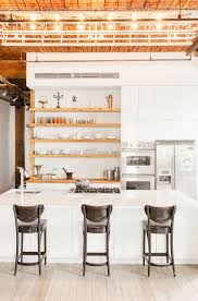 Kitchen Furniture Nyc Williamsburg Loft Industrial Nyc Home Designed For A Chef And A