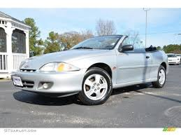 Chevrolet Cavalier generations technical specifications and fuel ...