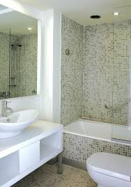 glass showers for small bathrooms image of modish small bathroom without tub ideas with ceramic mosaic