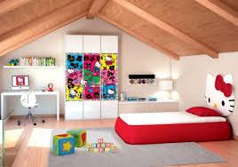 Idee Dipingere Mansarda : La cameretta dei bambini le proposte più colorate e divertenti